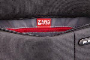 Slide Safe Blk Cabin RFID