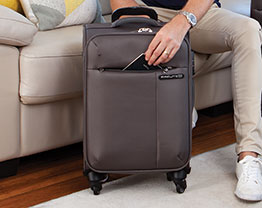 Paklite about our luggage quality